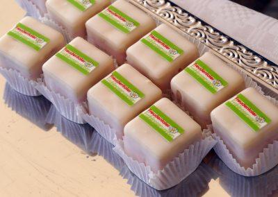 ... gab es Süßes von Rebekka Zuckerbäckerei
