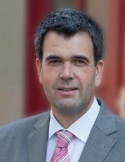 Bürgermeister Alexander Fleig