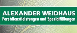 Alexander Weidhaus Forstdienstleistungen